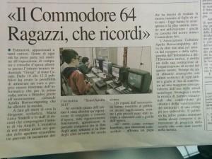 Nuovo Quotidiano di Puglia - 09.02.2015